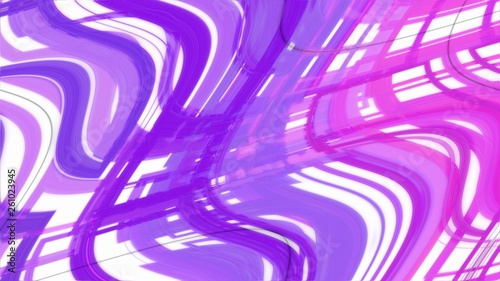 Leinwandbild Motiv abstract wavy background. background illustration for brochures graphic or concept design. can used for fabric textiles postcard or wallpaper.