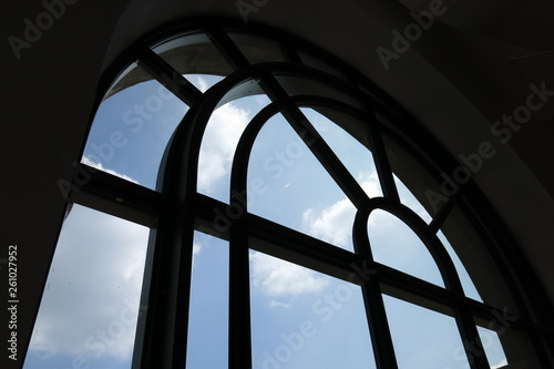 canvas print picture Fenster