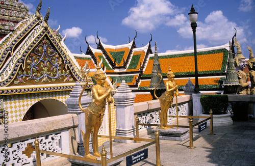 Fototapeten Bangkok tempel in bangkok