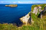 Antrim Coastline in Northern Ireland