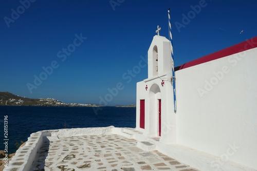 canvas print picture Eindrücke aus Mykonos - Griechenland
