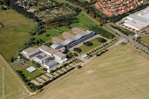 Forschungsanlage Wendelstein 7x 2013 - 261311302