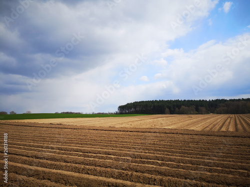 canvas print picture Landschaft