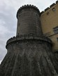 Quadro Napoli - Torre del Beverello del Maschio Angioino