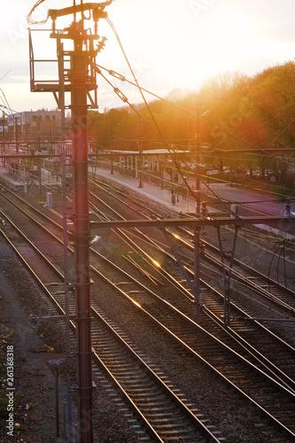 gare chemin de fer Belgique