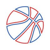 cool basketball icon