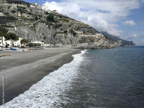 Minori - Riva del mare © lucamato