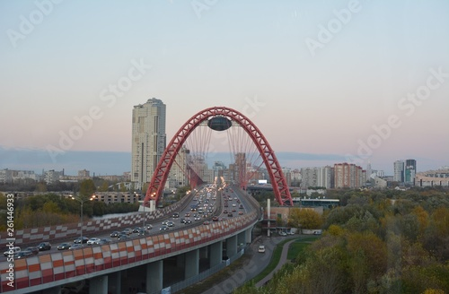 fototapeta na ścianę moscow, russia, city
