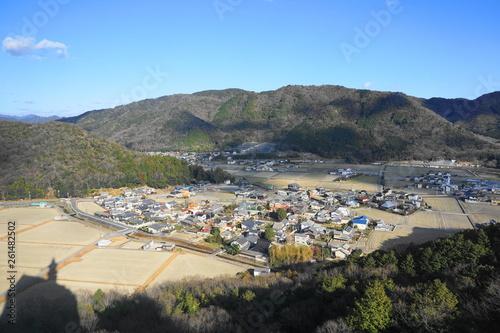 城からの景色 © 雄大 小川