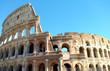 Vista del Coliseo romano