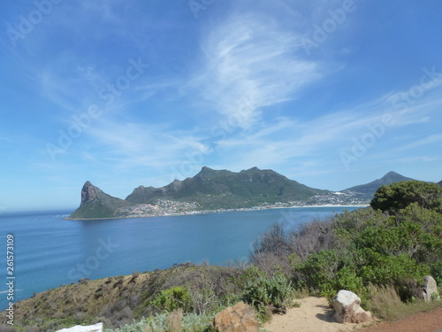 canvas print picture Hout Bay