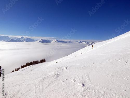 Skifahren in Saalbach Hinterglemm Leogang - 261591520