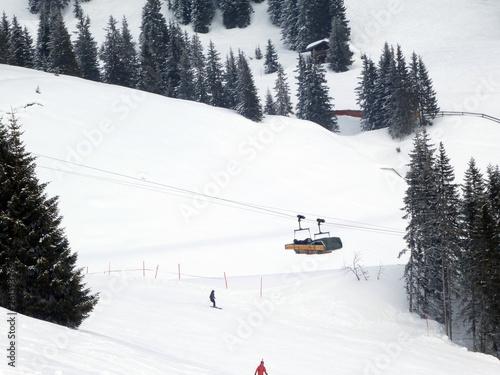 Skifahren in Saalbach Hinterglemm Leogang - 261593769
