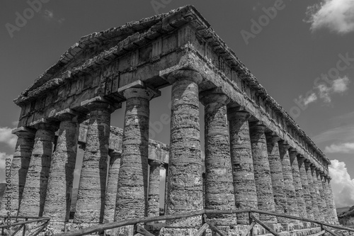 fototapeta na ścianę Segesta, Calatafimi, Sicilia