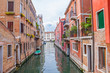 Quadro View of Venice. Italy