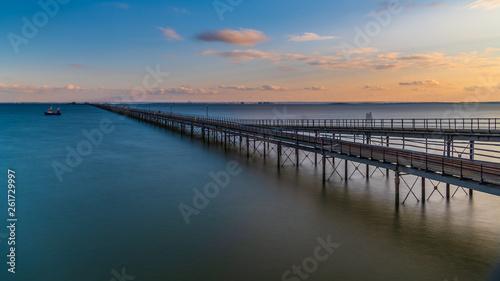 Long Pier Long Exposed © StepSims8971