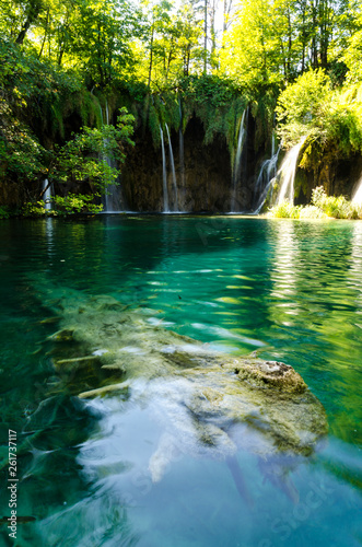 Plitvice National Park, Croatia - 261737117