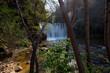 Cascades Blanche im Vercors in Frankreich - 261800513