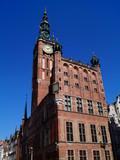 Rechtstädter Rathaus in Danzig
