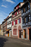 Sunrise in Petite Venice, Colmar, Alsace, France