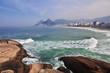 Quadro Ipanema, Rio de Janeiro, Brazil