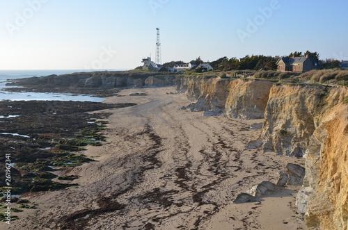 Sémaphore et pointe du Castelli, Piriac sur Mer, France