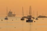 Sunrise at Gravesend