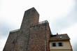 canvas print picture - Burg Liebenzell