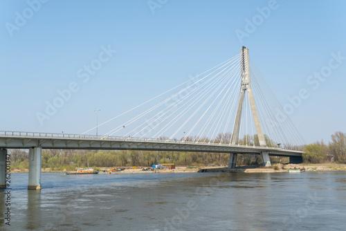 Świetokrzyski Bridge in Warsaw