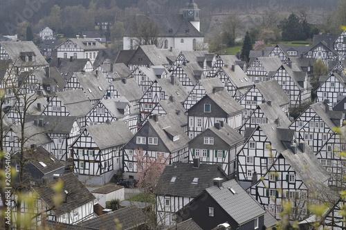 Old town Freudenberg - 262054169