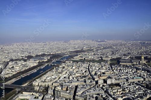 fototapeta na ścianę vista de París