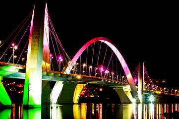 Ponte JK Brasília - DF