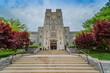 Virginia Tech campus in Blacksburg Virginia