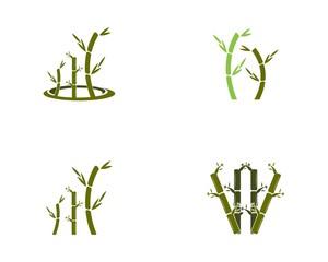 Bamboo icon vector illustration © Fahrul junianto
