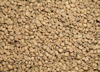 Texture di chicchi di caffè