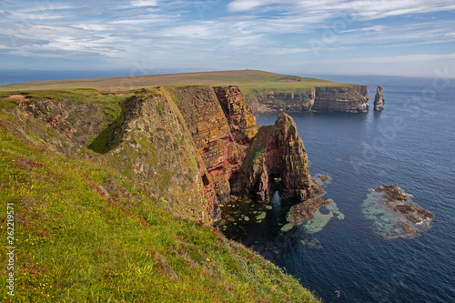 canvas print picture Duncansby Head