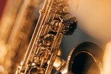 Saxophon Blur I