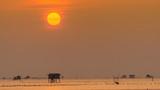 Sunrise at Bay Phetchaburi, Landscape