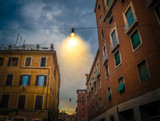 LUNGARETTA STREET IN ROME