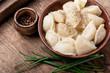 Ukrainian potato dumplings - 262436551