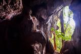 Beautiful photo landscape taken vang vieng in laos, Asia