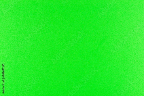 Green gradient color with texture from real foam sponge paper for background, backdrop or design. - 262453160