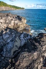 pointe du vieux Fort Guadeloupe © daumy
