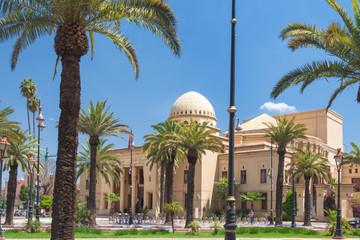 Morocco, Marrakech, Royal Theatre Building
