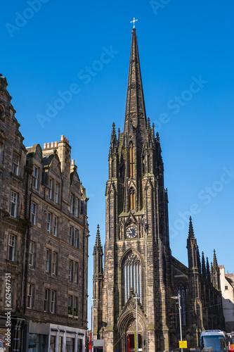 "Leinwanddruck Bild ""The Hub"" in Edinburgh/Schottland"