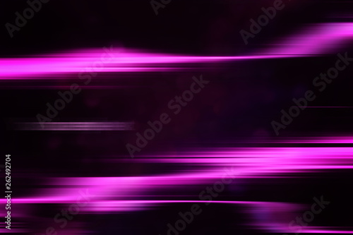 Abstract purple on black background texture. - 262492704
