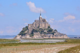 Le Mont Saint-Michel tidal island Normandy northern France - 262499315
