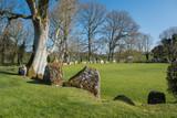 Grange Stone Circle. Co. Limerick. Ireland. April 2019
