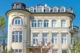 historische Gründerzeithäuser in Leipzig