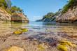 canvas print picture - Mallorca: versteckte, sonnendurchströmte Buchten
